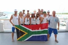 Fiji SA SUP Team
