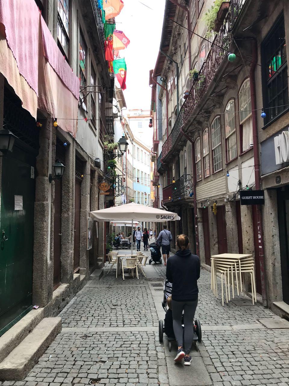 Porto Sideroads