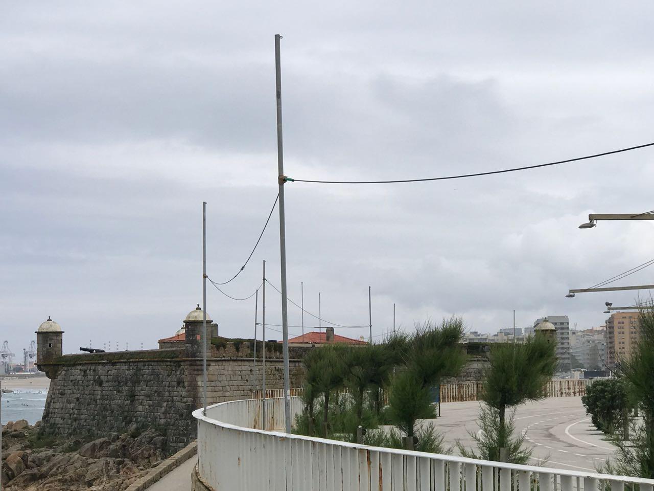 Porto route